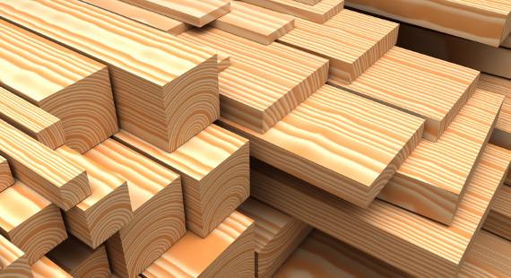 Assi di legno brico